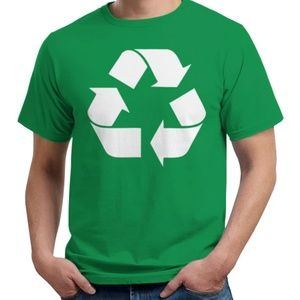 *3/$25* Green Recycling Tee